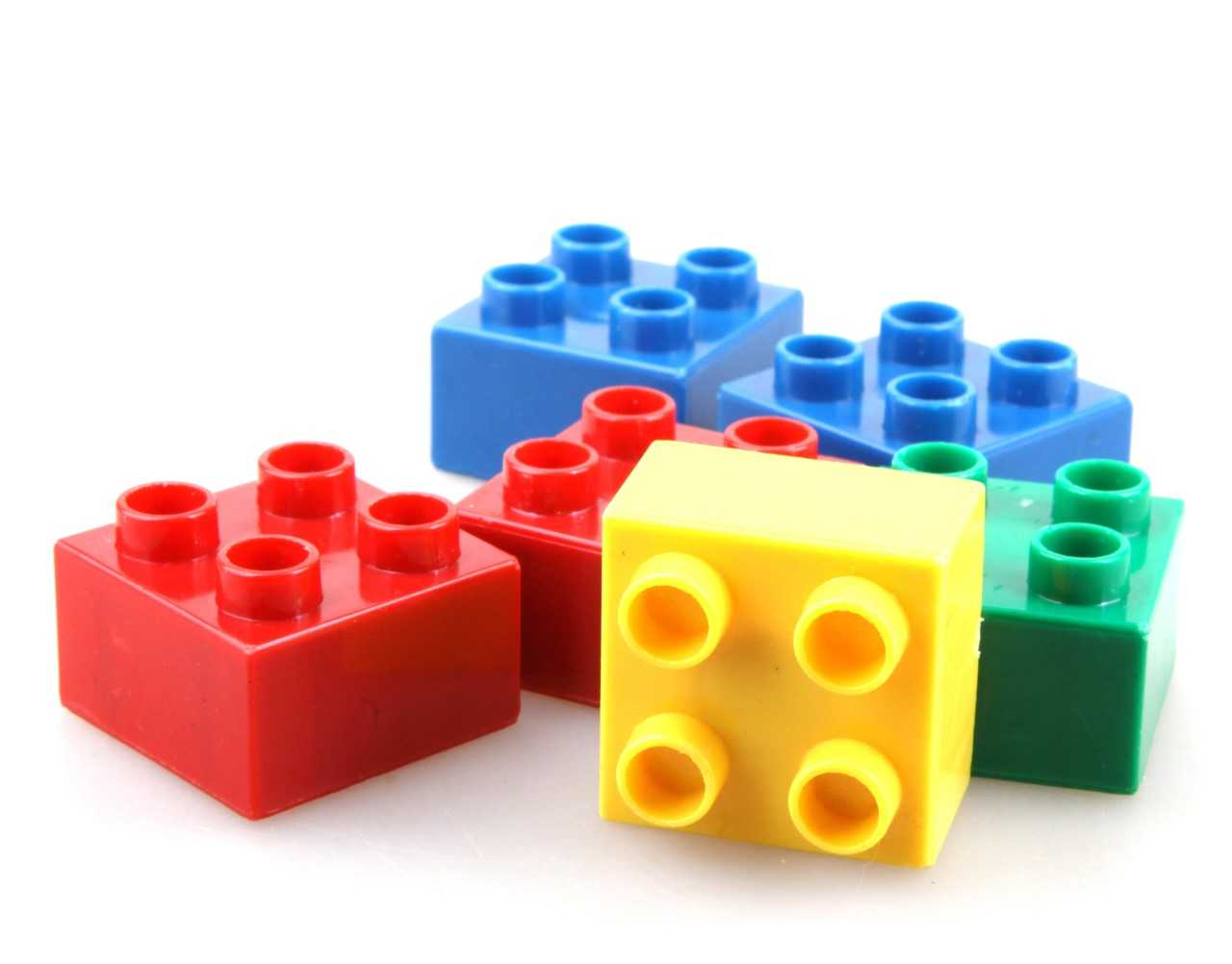 abs material applications - Lego Bricks