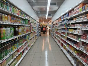 retail store plastic packaging